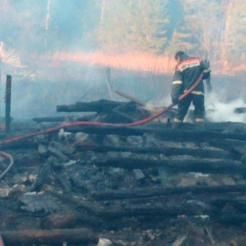 Росіянин разом з сміттям випадково спалив 13 будинків