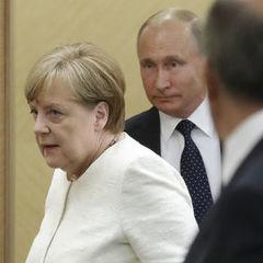 Меркель обговорить із Порошенком затримання Вишинського
