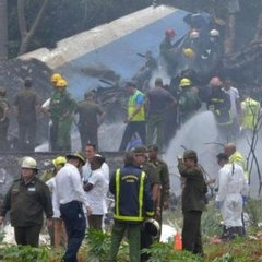 Катастрофа Boeing 737 на Кубі: з'явилися перші відео