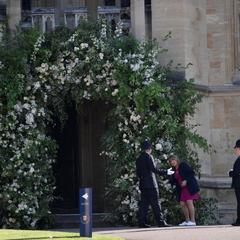 Весілля принца Гаррі та Меган Маркл: з'явились надзвичайні фото королівського вівтаря