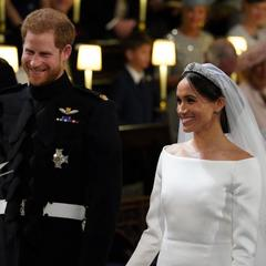 Принц Гаррі і Меган Маркл одружилися