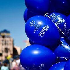 Понад 2,2 тис. фанів «Реала» здають квитки на фінал Ліги чемпіонів через проблеми з логістикою і розміщенням у Києві