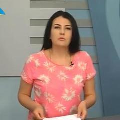 «Брудний і смердючий міністр»: українська телеведуча оконфузилася у прямому ефірі (відео)