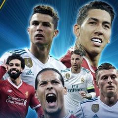 Букмекери назвали фаворита фіналу Ліги чемпіонів «Реал» - «Ліверпуль»