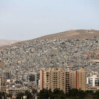 Сирійська армія вперше за шість років взяла під повний контроль столицю Дамаск