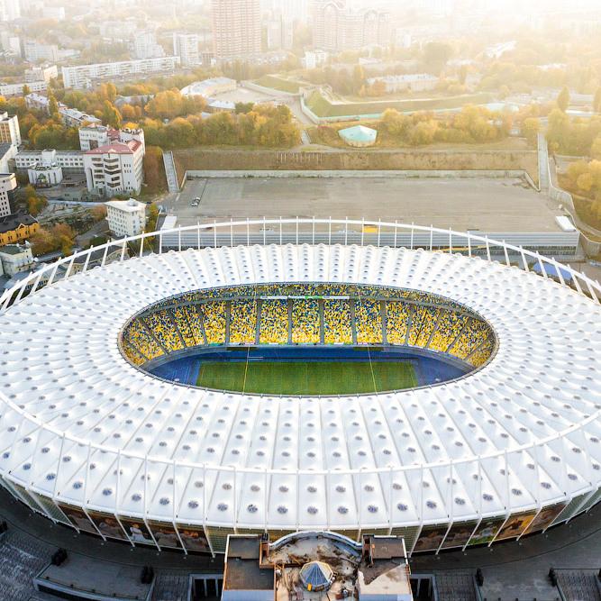 Як «Олімпійський» готується до великого футболу (відео)