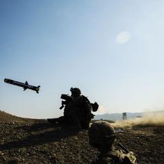 ЗСУ застосують ракетні комплекси Javelin у разі наступу російських військ - Порошенко