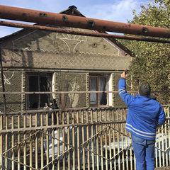 Бойовики з артилерії обстріляли Талаківку під Маріуполем – поліція