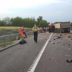 Семеро громадян Румунії загинули в страшній ДТП в Угорщині
