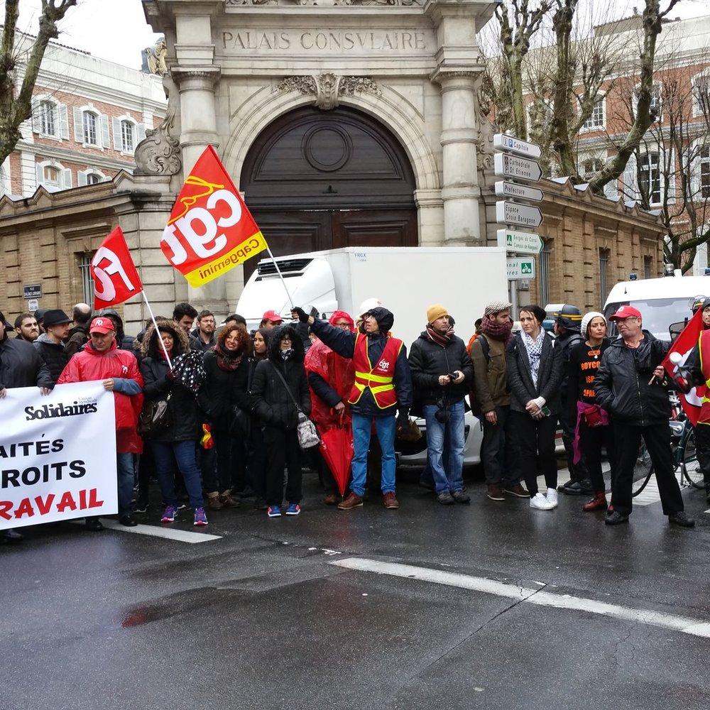 У протестах 22 травня у Франції взяли участь 139 тисяч людей