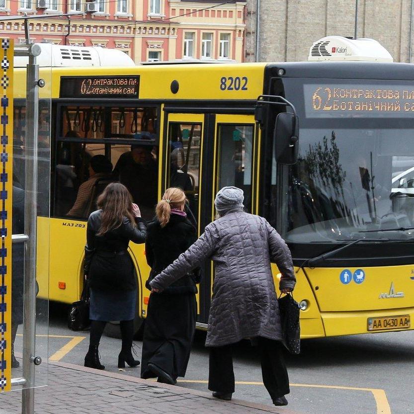 Подорожчання у громадському транспорті викликано зношеністю рухомого складу на 75%