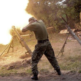 Протягом доби бойовики 38 разів обстрілювали сили ООС: двох військовослужбовців поранено