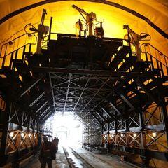 Найбільший інфраструктурний об
