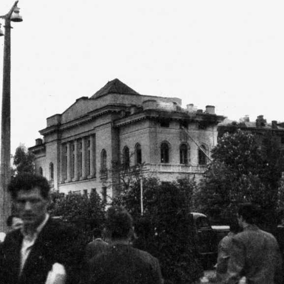 54 роки тому через підпал бібліотеки АН УРСР знищено українські стародруки та рукописи «домосковської доби»