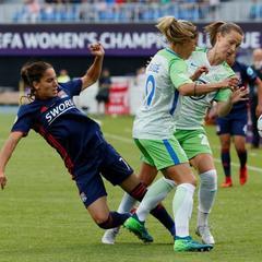 Ліон виграв фінал жіночої Ліги чемпіонів у Києві та встановив рекорд турніру