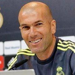 Зідан назвав склад «Реала» на фінал Ліги чемпіонів УЄФА