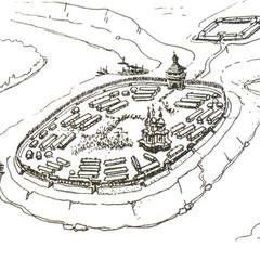 «Голови обдирали, шиї на плахах рубали»: 309 років тому російські війська зруйнували Чортомлицьку Січ