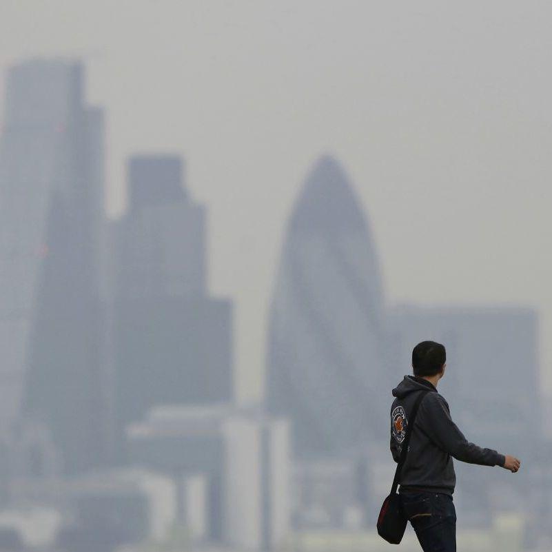 Як забруднене повітря впливає на організм людини
