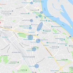 До Дня Києва у столиці обладнали нові точки доступу до Wi-Fi
