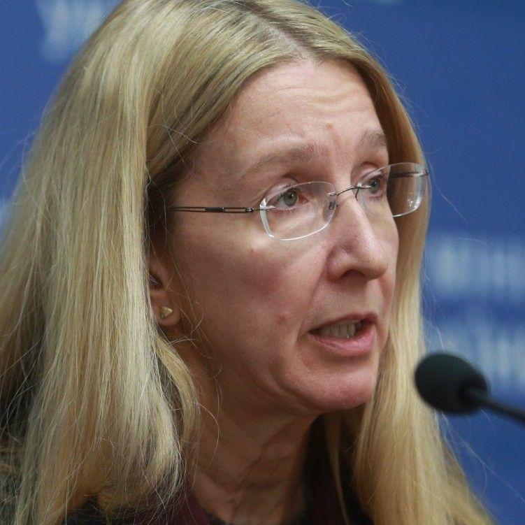 Росія не допускає українських лікарів до політв'язнів — Супрун