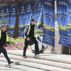 Фінал Ліги чемпіонів у Києві: порядок забеспечують 10 тисяч правоохоронців