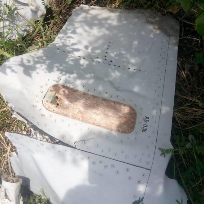 На Донбасі сили ООС збили ворожий беспілотник (фото)