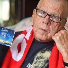 75-річний фан «Ліверпуля» не потрапив на фінал ЛЧ до Києва: чоловік розплакався