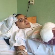 Стерненко після одеської лікарні опинився в київській