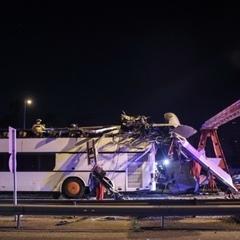 МЗС: у ДТП в Будапешті постраждало 28 українців
