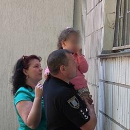 У Сумах жінка взяла в заручники чотирирічну дитину