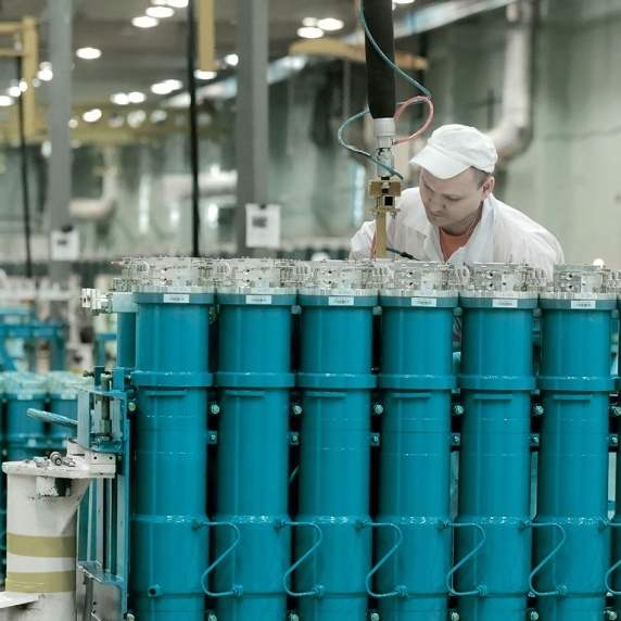 Україна закупить у РФ партію уранової сировини