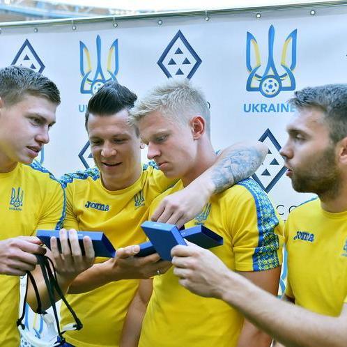Гравець збірної України Яремчук ушкодив м'яз задньої поверхні стегна