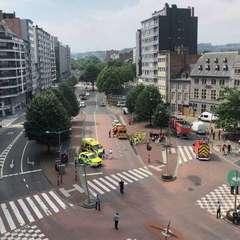Стрілянина в Бельгії: злочинець застрелив двох поліцейських та захопив заручницю (відео)