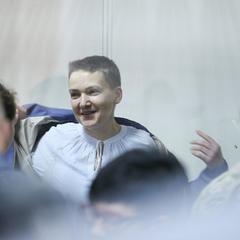 Після 69 діб Савченко вирішила перервати голодування