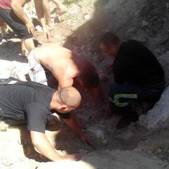 У Харківській області 18-річний юнак прийшов набрати піску у кар'єрі та загинув під обвалом