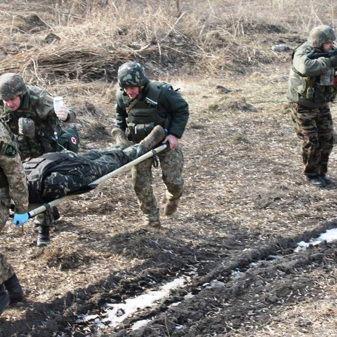 У Міноборони розповіли про стан поранених військових