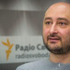 Бабченко розповів про плани на майбутнє і українське громадянство