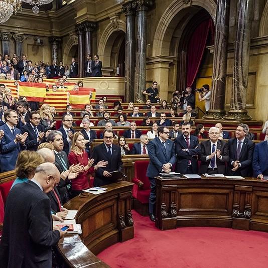 У парламенті Іспанії зібрали голоси за відставку прем'єра