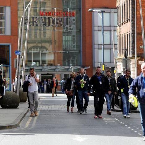 У Манчестері авто наїхало на пішоходів: п'ятеро людей постраждали
