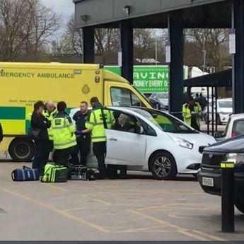 У Манчестері шість людей постраждали від наїзду автомобіля на пішоходів