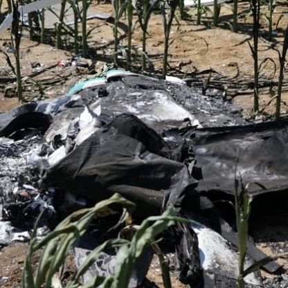 В Угорщині розбився невеликий літак, двоє загиблих