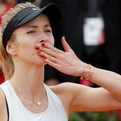Еліна Світоліна зіграє в третьому колі Roland Garros
