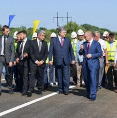 Порошенко анонсував будівництво моста через Дунай