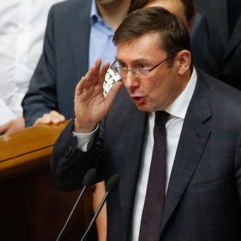 Луценко заявив, що середня ціна за вбивство людей із «чорного списку» у справі Бабченка становить 0 тис.