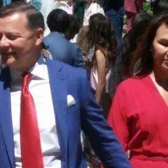 Ляшко одружився із Росітою (фото)