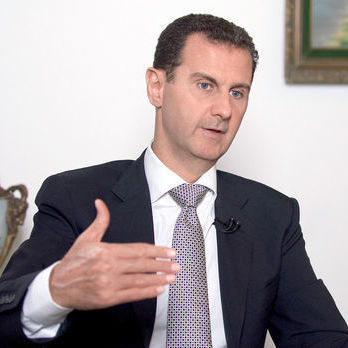 Асад заявив про намір відвідати КНДР і зустрітися з Кім Чен Ином