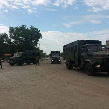 У селище в Одеській області, де проходять вибори, ввели Нацгвардію