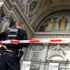 У Берлінському соборі сталася стрілянина