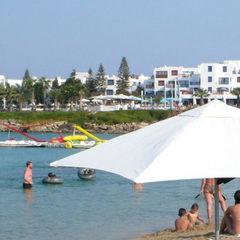 Український турист помер під час відпочинку на Кіпрі