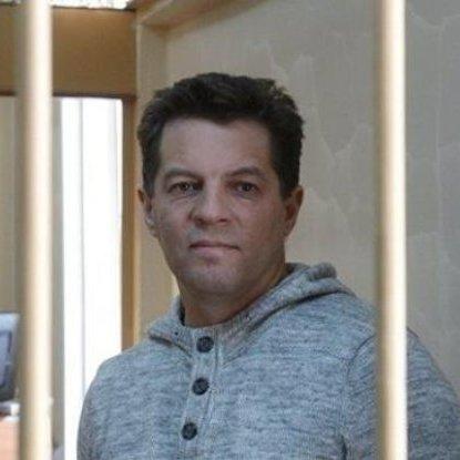 Суд у Москві засудив Сущенка до 12 років колонії суворого режиму